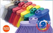 Productos de limpieza - escobas pbt